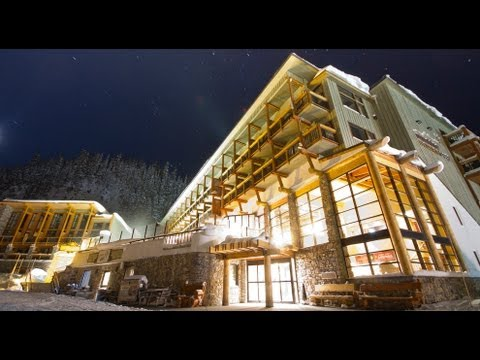 Sunshine Mountain Lodge Experience | Banff | Sunshine Village