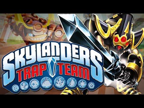 WALLOP & KRYPT KING | Skylanders Trap Team Gameplay #2