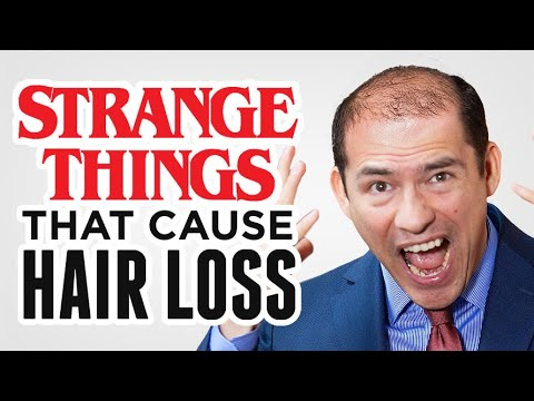 Going BALD?! 10 Bad Habits That Destroy Your Hair (Hair Loss Causes)