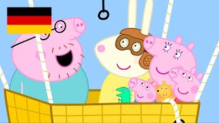 Peppa Wutz   Die Ballonfahrt   Peppa Pig Deutsch Neue Folgen   Cartoons für Kinder