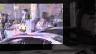 Surveillance video shows suspect in New York 75 Precinct Assault