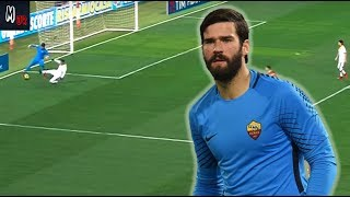 Alisson Becker / The New World Class Sweeper GK / Player Analysis