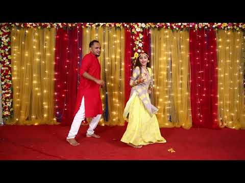 10 - Main Tera Boyfriend -  Rumpa & Opu Bangladeshi Wedding Dance Performance