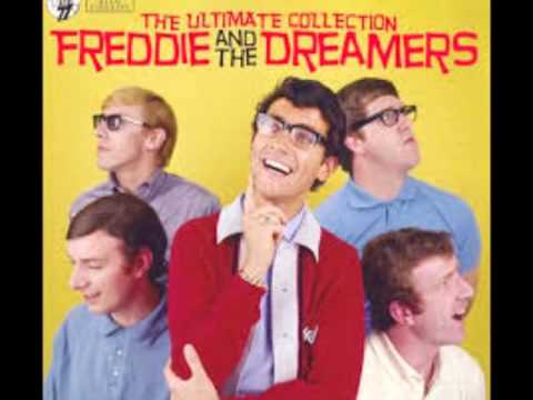 Johnny B. Goode  -  Freddie And The Dreamers