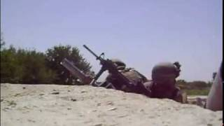 FIREFIGHT in Helmand Province