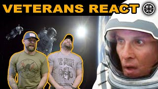 Veterans React to SCI FI Movies: EP07