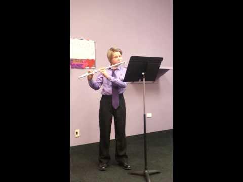 Blake Snyder, Sonata No. 4, Hook