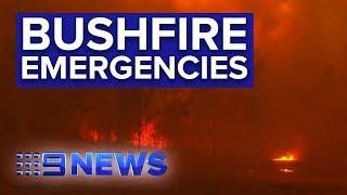 Homes Lost In Northern Nsw Bushfires   Nine News Australia