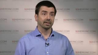 Studying the evolution of acute myeloid leukemia (AML) relapse