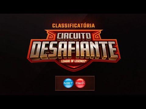 Circuito Desafiante 2019: Classificatórias Etapa 1