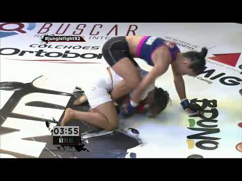 Natalia vs. Tarciara - (2017.09.30) - /r/WMMA