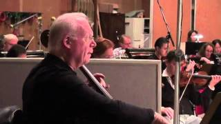"""John Williams conducts """"The Wizard of Oz"""""""