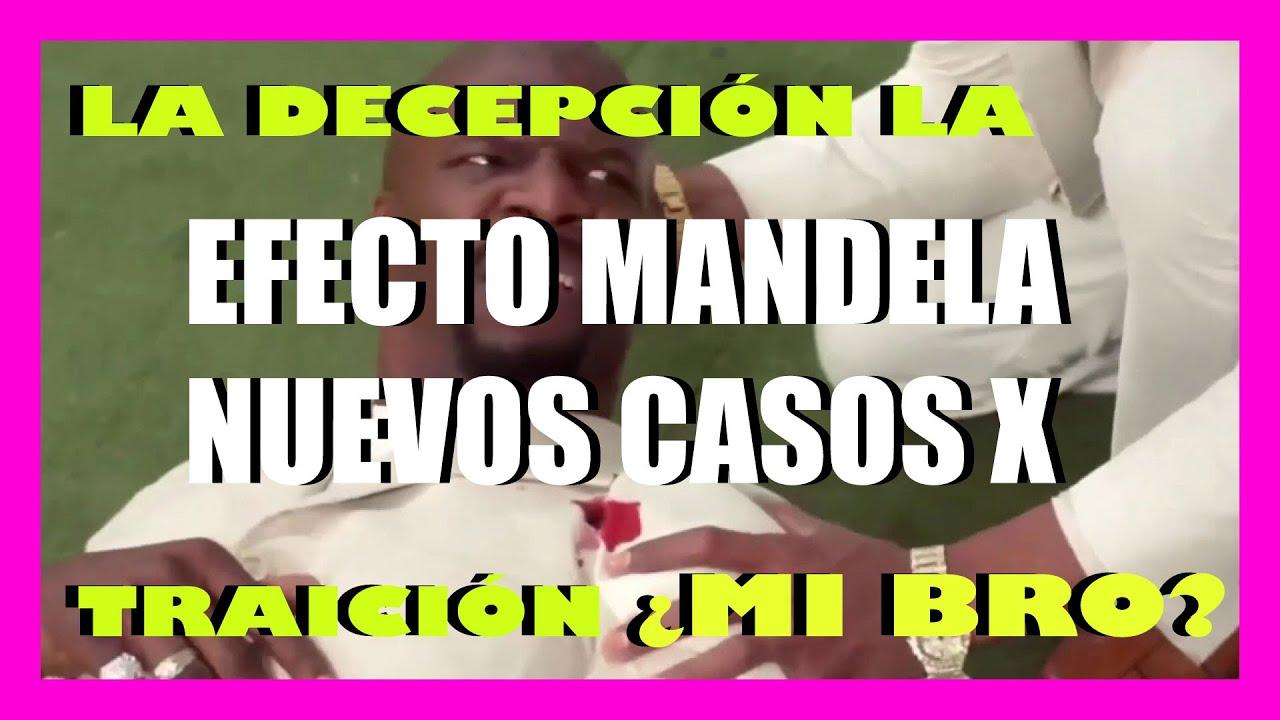 EFECTO MANDELA NUEVOS CASOS 10 | Romeled