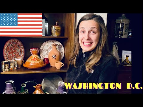 Washington D.C Tour, BLM, Moroccan Food in America 2021 with Mor Acro USA 2021, American Music