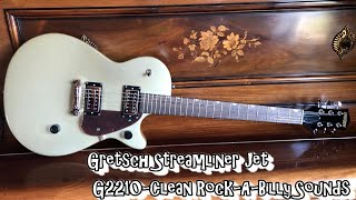 Gretsch Streamliner Jet G2210 Rockabilly Clean