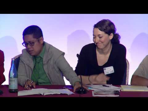 2014 RJS Panel 1: Highly effective community-engaged scholarship projects