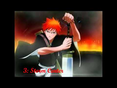5 Bleach Fight Songs ♥