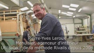 Témoignage Client Rivalis - Pierre-Yves - menuisier (44)