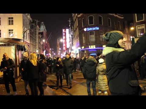 New Year In Amazing Amsterdam