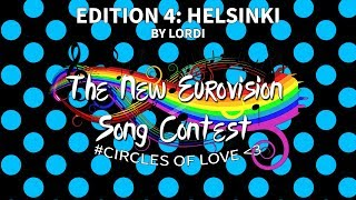 The New Eurovision Song Contest #4 - Reminder Missing Songs
