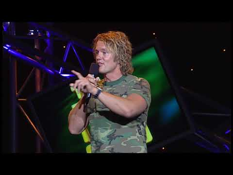 NRL FOOTY SHOW - 2005 CRAIG MCLACHLAN STAND UP FAIL (FULL)