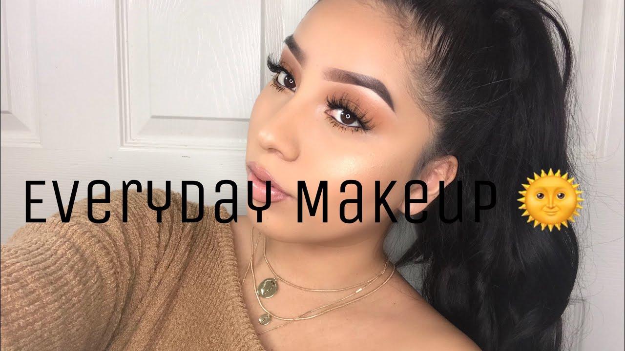 Andreea Reyes everyday makeup | jocy reyes