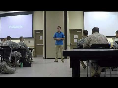 Jeff Struecker speech on Infantry Leadership