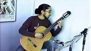 Leo Brouwer - Berceuse (Cancion de Cuna)