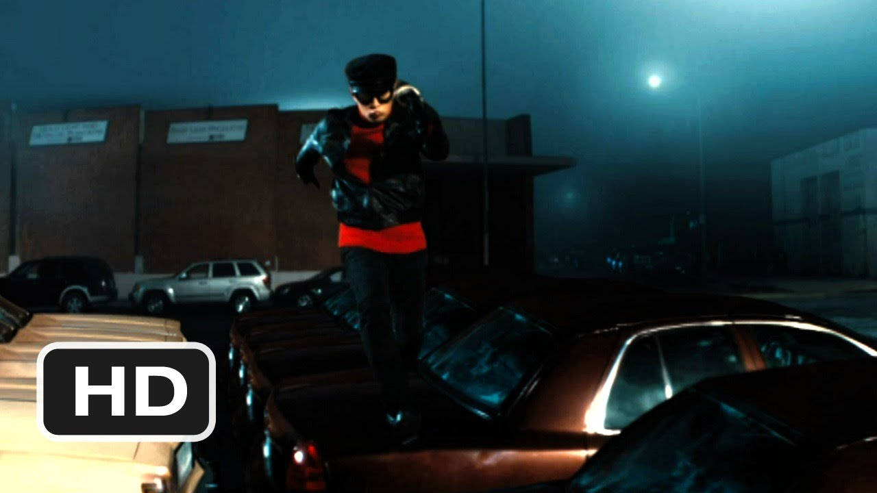 The Green Hornet 1 Movie Clip Kato Vision 2011 Hd Youtube