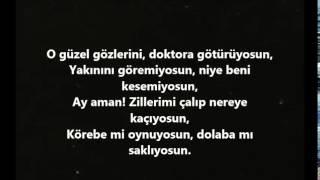Hadise - Nerdesin Aşkım Lyrics Video