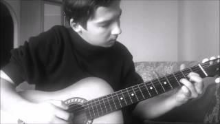 Крёстный отец (тема на гитаре)