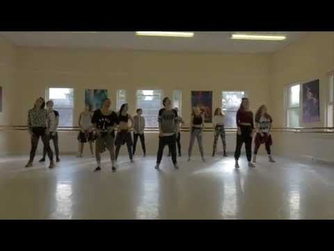 Commercial Jazz Routine Choreographed by Matt Walker