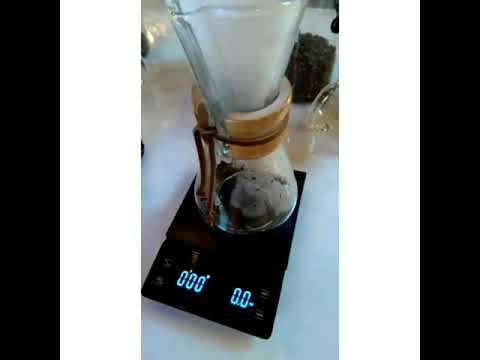 Brewing chemix coffee / Coffee life