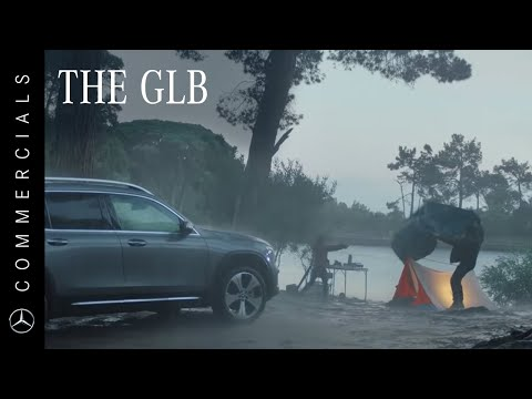 The First-ever GLB: Make Space For More | Mercedes-Benz Canada