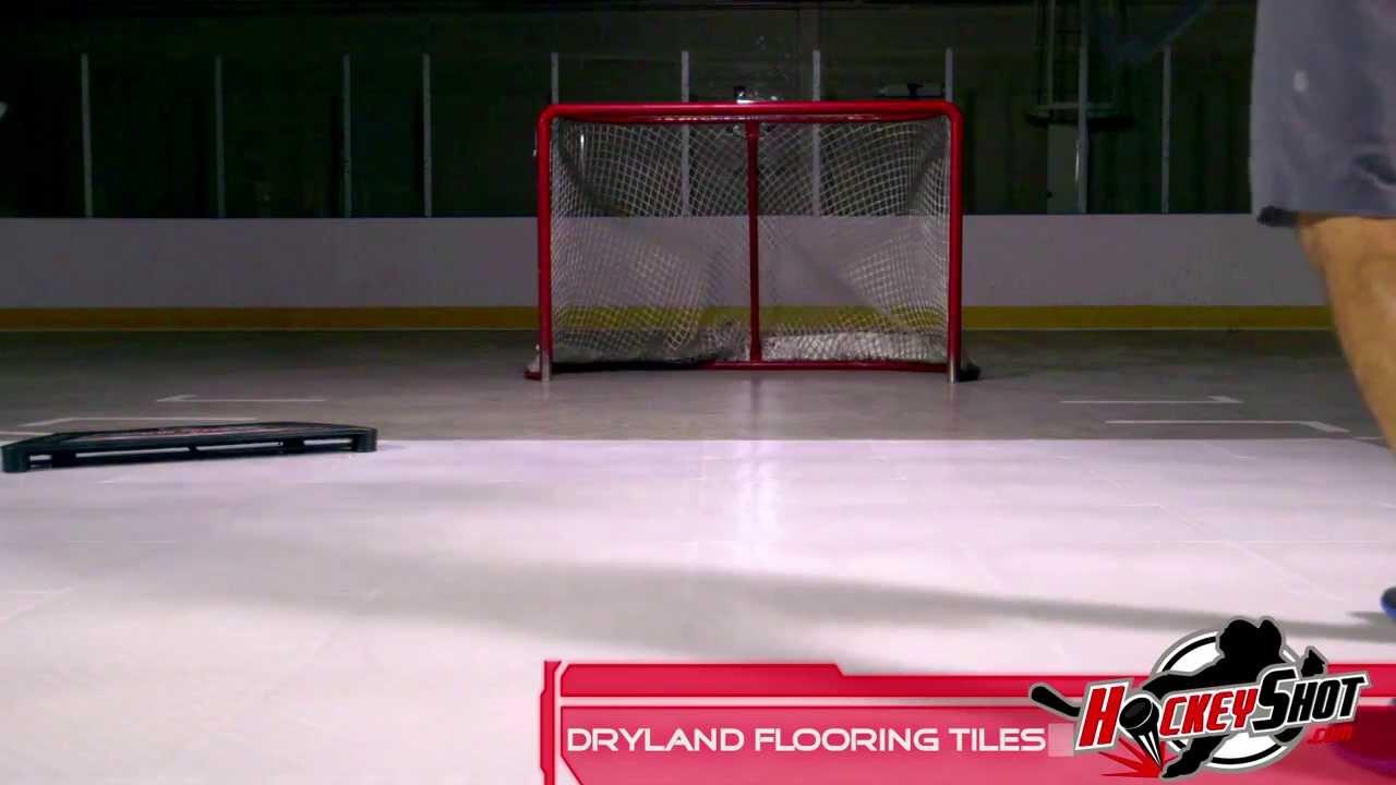 Hockey dryland flooring tiles by hockeyshot youtube dailygadgetfo Images