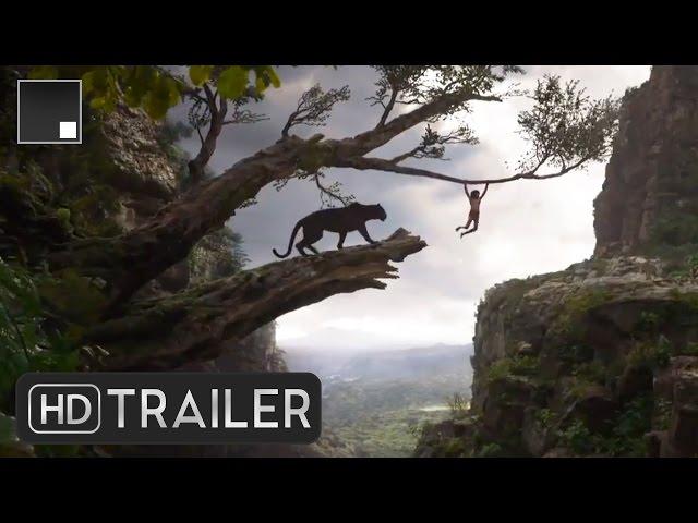 El Libro de la Selva (The Jungle Book) Primer tráiler en español HD