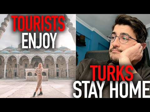 NO CURFEW for TOURISTS (Best Time to Visit Turkey)