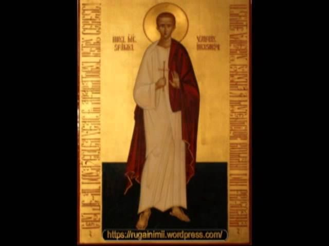 Psaltirea ortodoxă-Catisma 15-psalmii 105-108-IPS Teofan al Moldovei şi Bucovinei