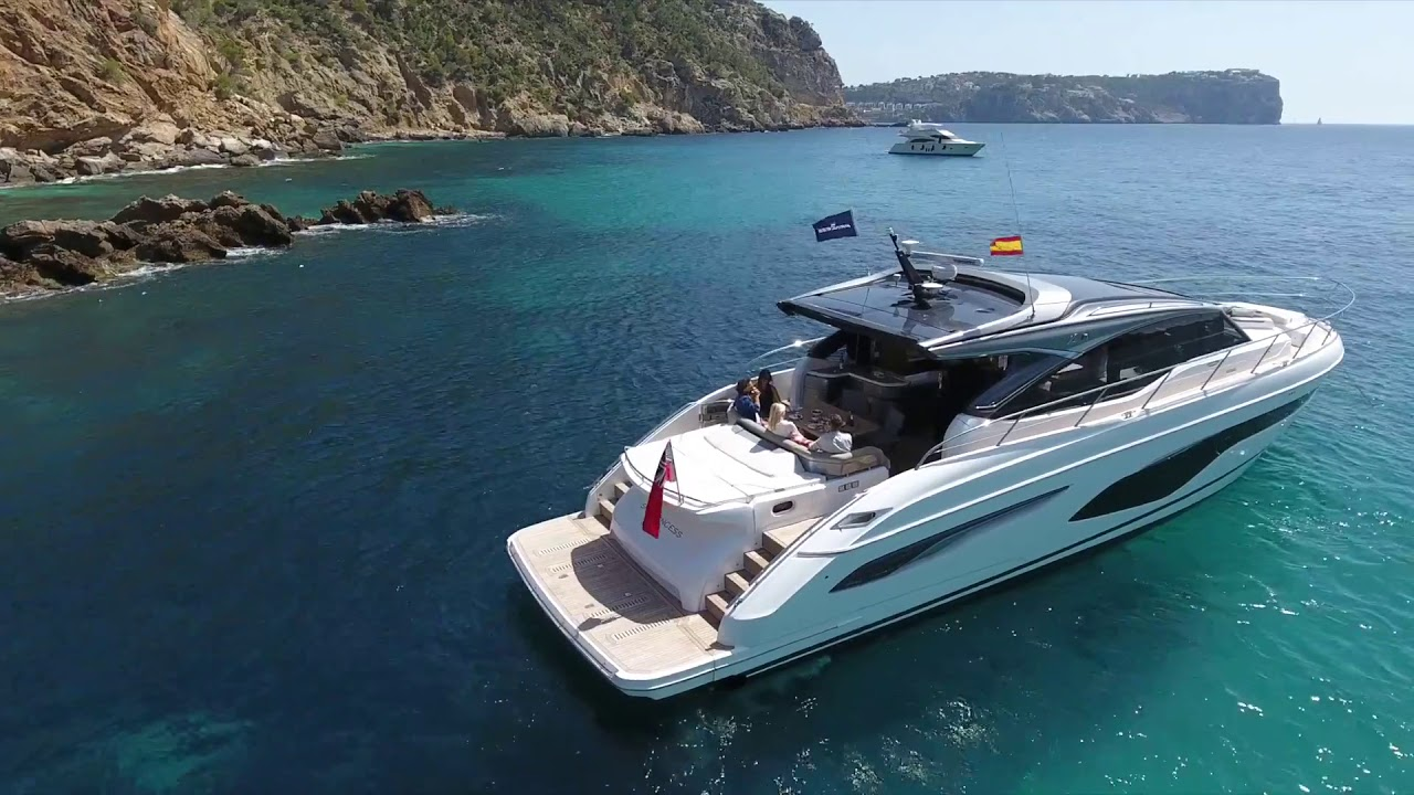 Princess V65 Yacht For Sale Si Yachts