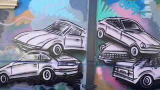Australia  Travel Bloggers Sydney  Street Art Walking and Exploring
