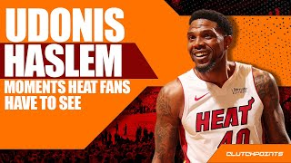 Udonis haslem's best moments