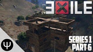 ARMA 3: Exile Mod — Series 1 — Part 6 — Tony Hawk