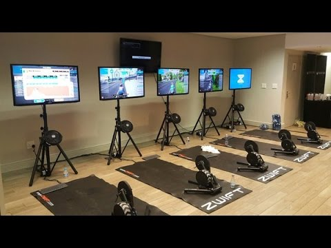 How To Get The Best Indoor Cycling Setup With Zwift Doovi