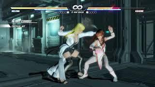 DEAD OR ALIVE 6 Helena vs Kasumi