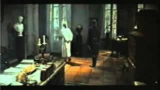 разговор отца и сына Болконских
