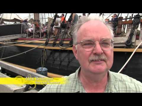 The HMS Bounty Visits Newburyport