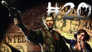 WHO ARE THESE TWO?!! - Bioshock Infinite - Gameplay/Walkthrough pt 20