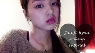"""《來自星星的你》全智賢妝容 """"My Love From the Star"""" Jun Ji Hyun Makeup tutorial"""