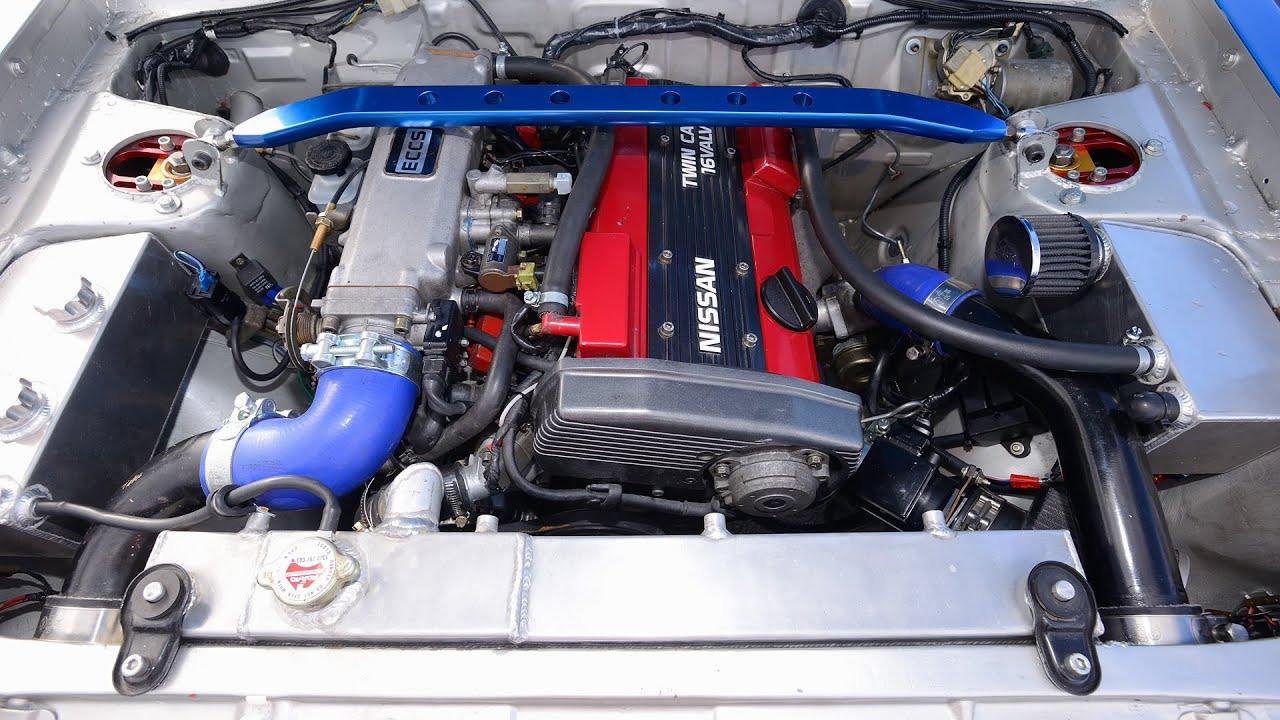 CA18 Turbo Datsun 1200 Coupe