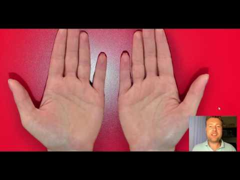 Хиромантия. Правая и Левая рука, Значение